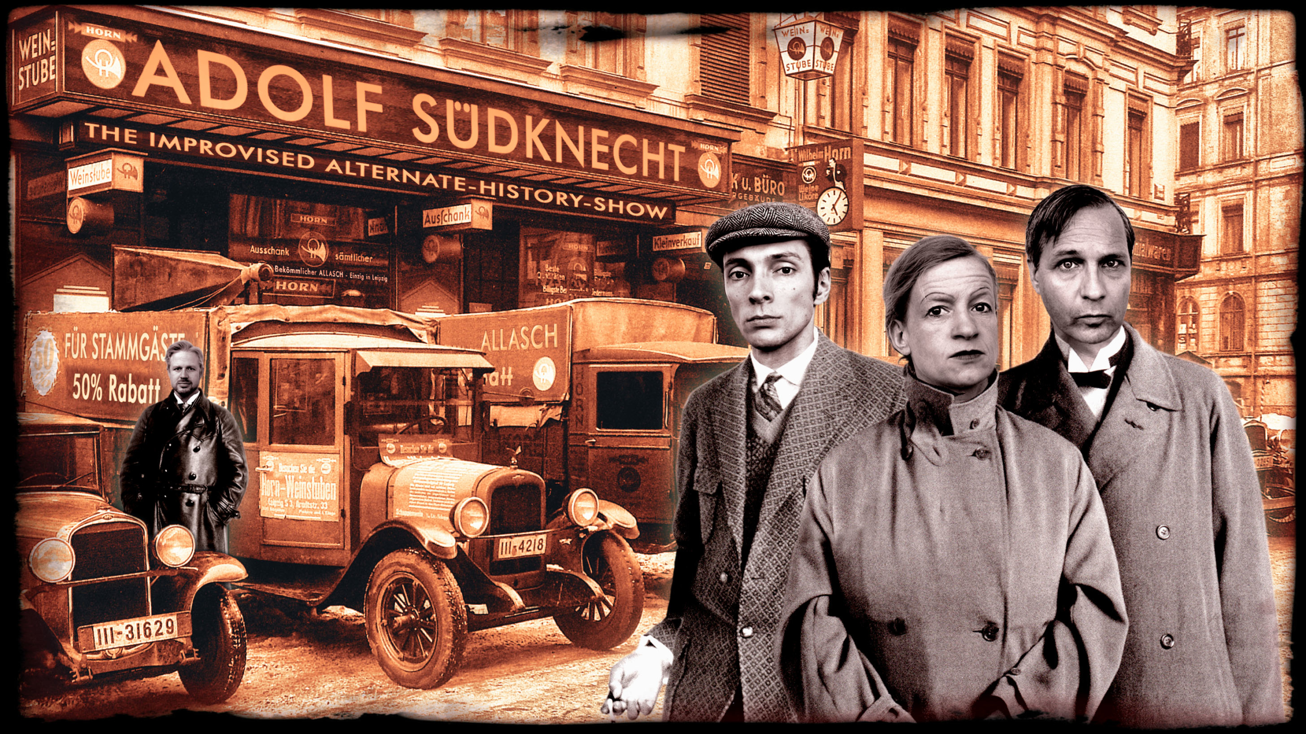 00 AdolfSüdknecht–TheImprovisedAlternate History Show Staffel2 Copyright2012 FotoArminZarbock SieheMetadaten scaled