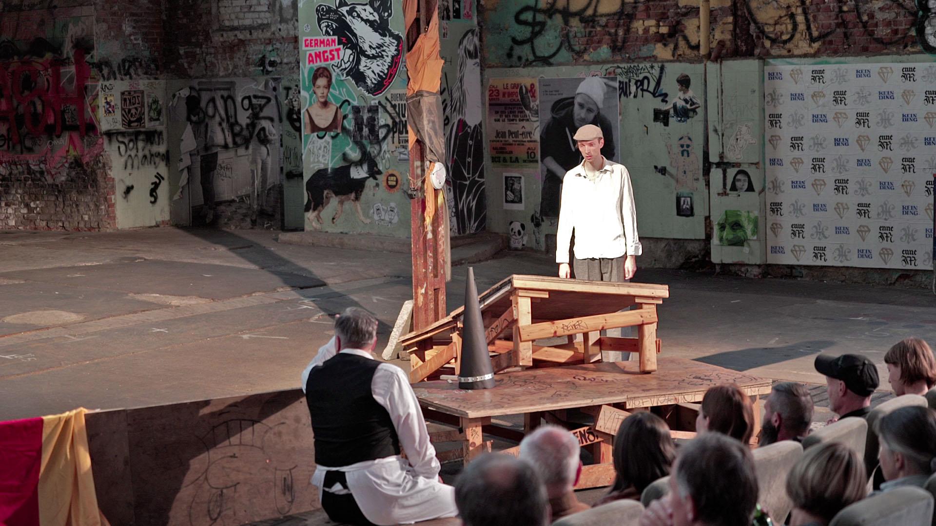 TheaterAdolfSüdknecht AdolfSüdknecht DieSeifenoper Improschau 31082018 Feinkost Sommertheater