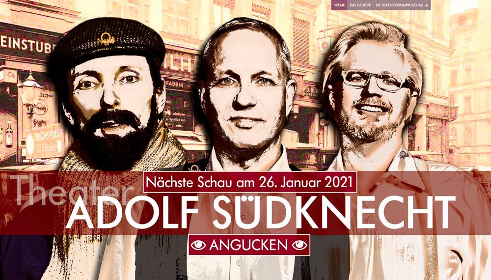 ADOLF SÜDKNECHT Website